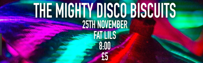 The Mighty Disco Biscuits