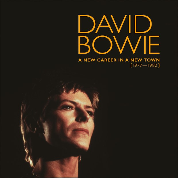 A New Career - Bowie
