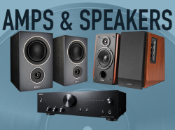 Amps & Speakers